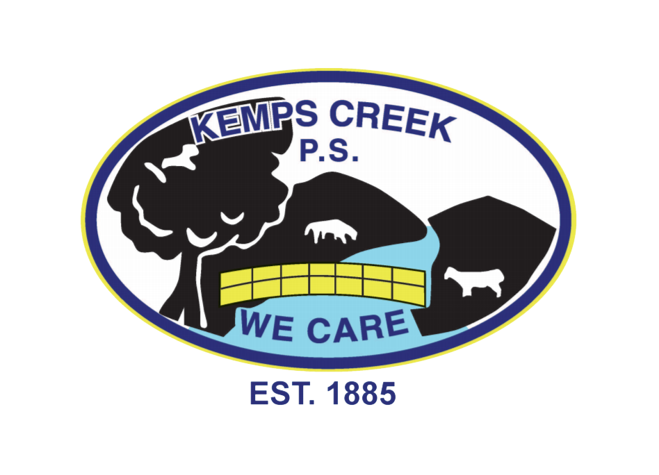 Kemps Creek Public School logo